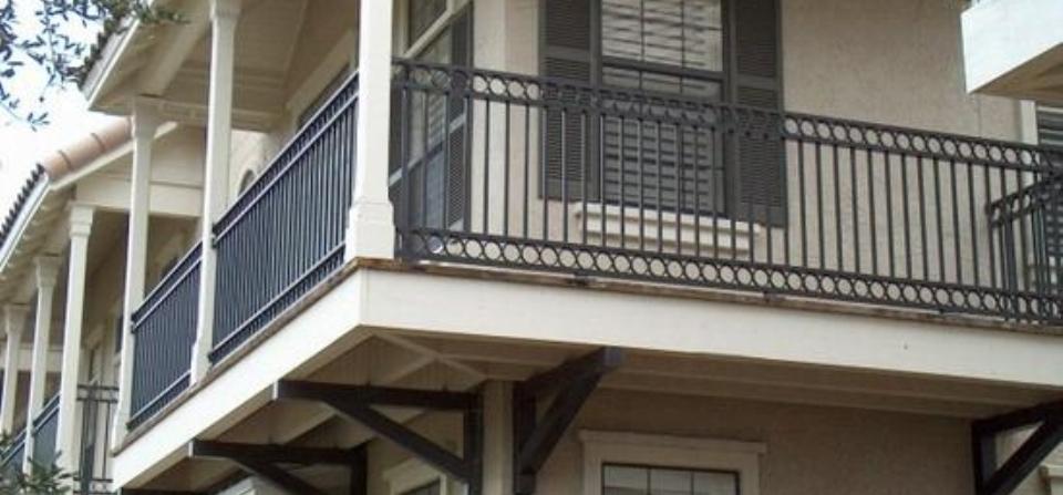 berbagai model railing balkon bengkel las mulya teknik jogja
