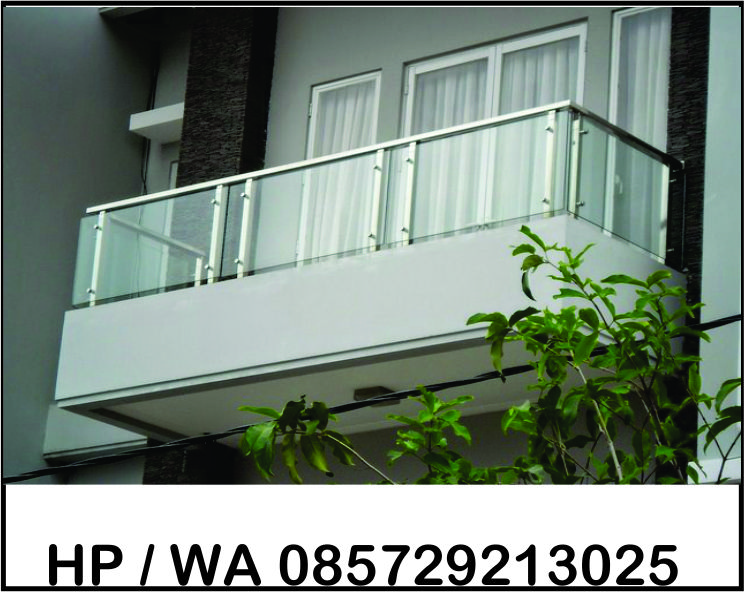 Jasa Pemasangan Balkon Kaca di Jogja